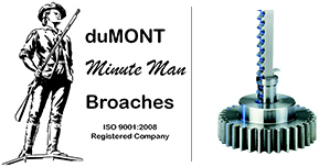 dumont minute man broaches
